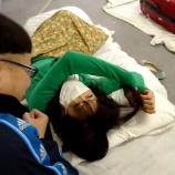 『【元乃木坂46】永島聖羅 イジリー岡田『寝起きどっきり』の餌食にwwww』の画像