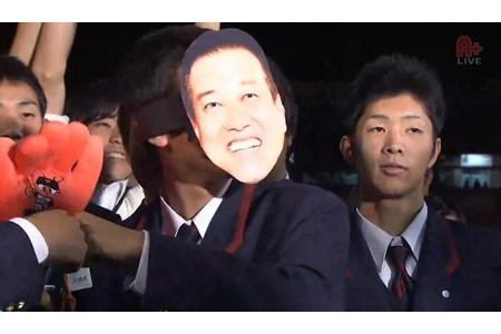 岡本、原監督とグータッチwwwwwww&ホームラン王になる alt=
