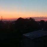 『群馬の夜明け』の画像