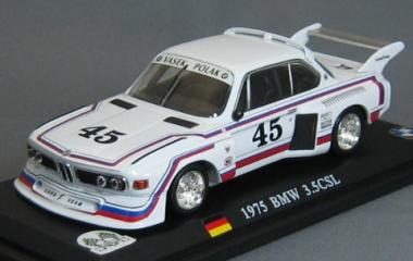 『43-0279 BMW 3.5CSL デル・プラド世界のレーシングカー vol.16』の画像