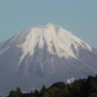 『冠雪した伯耆富士』の画像