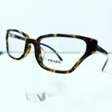 『PRADAの斬新的なメガネフレーム『CATWALK』』の画像