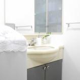 『●洗面台のシンク下収納● 100均ケースを使って、出し入れしやすく、すっきり収納』の画像