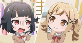 【ガルパ☆ピコ】第16話 感想 私たち、入れ替わってるー!?