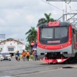 『電化開業も近いか?KFW電車試運転ついにジョグジャカルタへ到達!!(11月20日)』の画像