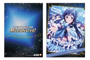 【ミリマス】11月9日にミリオンライブのクリアファイル5種が発売!