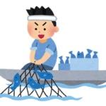 【悲報】漁師だけど、台風の影響でしばらく収入無し…
