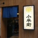 『【大阪・本町】小兵衛(蕎麦)』の画像