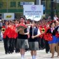 2014年横浜開港記念みなと祭国際仮装行列第62回ザよこはまパレード その46(横浜創英中学・高等学校マーチングバンド)