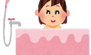 【画像】風呂でも飲むか
