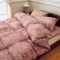 側地の縫製から綿詰めまで日本国内で加工された、信頼…