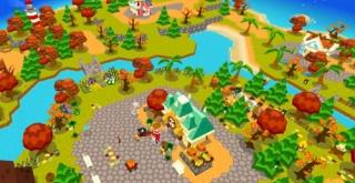『どうぶつの森』風な生活シミュレーション『Castaway Paradise』がPS4/XboxOne向けに発売へ