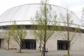 スタードーム(交野私立総合体育施設(いきいきランド交野)) プール、ジム、グランド etcなんでもござれ