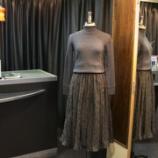 『店頭新作 プリーツギャザースカートが完成しました。』の画像
