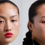 【動画】中国、今度はZARAが中国人侮辱?「そばかす顔」中国人モデルの広告写真に批判 [海外]
