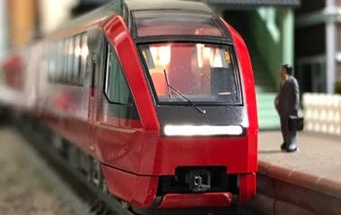 『TOMIX 近鉄80000系「ひのとり」 室内灯整備』の画像