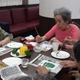 『今日の桜町(絵手紙教室)』の画像