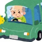 【ドラレコ】 わき見運転のタクシーがノーブレーキで突っ込んでくる動画が話題に! 「7:3は納得いかねぇ!」