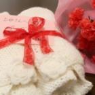 『【母の日のプレセント】高齢の母が快適に使えるおしゃれなショールの編み方』の画像
