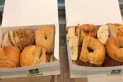 【食】ベーグル 縦に切った写真めぐり全米で論争!「犯罪行為だ」「食品への攻撃をやめろ」
