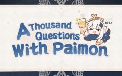 【原神】イベント「パイモンのクイズタイム!」が来るぞ
