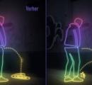歓楽街は放尿が多い ← 超撥水性ナノコーティングで尿を弾けばいいんじゃね?