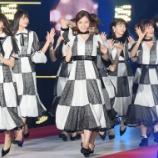 『ランウェイで手を振る乃木坂ちゃんの写真も4期の3人組の写真もいい写真だね!』の画像