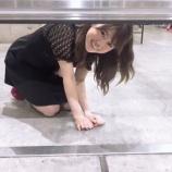 『【乃木坂46】前かがみの樋口日奈w 猫メイク姿がセクシー可愛すぎるwwwwww』の画像