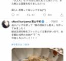 【朗報】栗山千明さんのツイッター、微笑ましい
