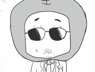 【66歳になってリンゴになったTHEALFEEの桜井賢さん「僕だって頑張ったんだ…」】アルフィー漫画マンガイラスト