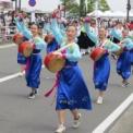 2016年横浜開港記念みなと祭国際仮装行列第64回ザよこはまパレード その89(神奈川朝鮮中高級学校)