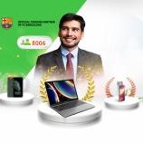 『FBSのCopyStarコンテストに参加してMacBook Pro と他の豪華商品を勝ち取ろう』の画像