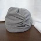『古着で簡単に作れておしゃれな帽子』の画像