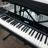 『電子ピアノ買いました』の画像
