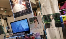 「新星堂イオンモール名古屋みなと店」が乃木坂46を大展開!その様子がこちら!