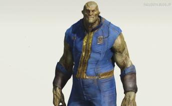 Strong's Vault Suit
