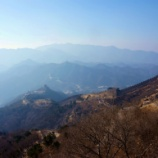 『万里の長城を登ります』の画像
