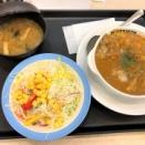 》実食《「牛めし松屋」が「マッサマンカレー」を21年9月21日から再び発売!(※ロカボセット)