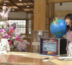 水野真裕美 サンデーモーニング 20/05/31