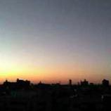 『朝焼けの光の中に…』の画像