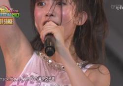 TIFで東京女子流のエース新井ひとみc(15)がジョリワキ