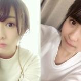 『【乃木坂46】大園桃子と渡辺梨加・・・【欅坂46】』の画像
