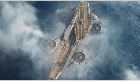 アメリカが「空中空母」の開発を決定
