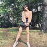 『【乃木坂46】清宮レイ『妹が撮ってくれました・・・』ショーパン御御脚が綺麗すぎる・・・』の画像