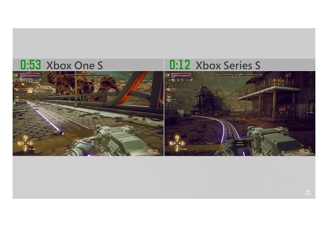 Xbox SeriesS、ゲーム開始ロード時間12秒