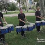 『【DCI】ドラム必見! 2018年トゥルーパーズ・ドラムライン『インディアナ州インディアナポリス』本番前動画です!』の画像