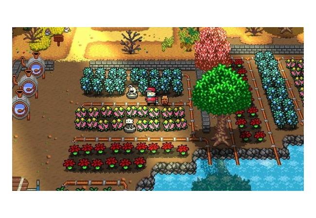 モンスター育成牧場RPG『モンスター・ハーベスト』Switch版は9月2日、Steam版は8月31日にリリースへ