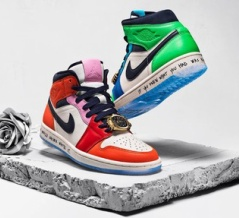 【11月15日発売】NIKE AIR JORDAN 1 MID FEARLESS
