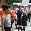 2002年 横浜開港記念みなと祭 国際仮装行列 第50回 ザ よこはまパレード その19(2日目・鵠沼女子高等学校マーチングバンド部編)