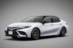 トヨタ「カムリ」一部改良! 運転支援システムを大幅に強化